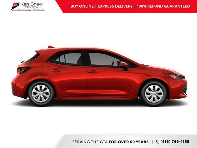 2020 Toyota Corolla Hatchback Base (Stk: 79957) in Toronto - Image 1 of 8