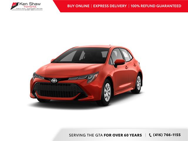 2020 Toyota Corolla Hatchback Base (Stk: 79957) in Toronto - Image 1 of 8