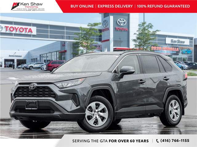 2019 Toyota RAV4 LE (Stk: 8334XA) in Toronto - Image 1 of 19