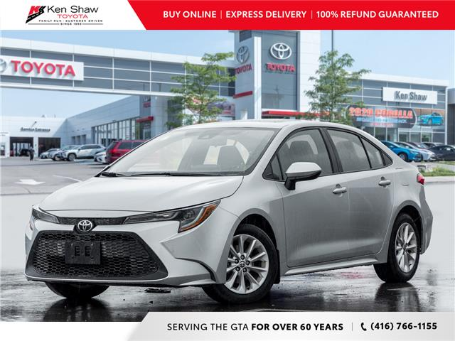 2020 Toyota Corolla LE (Stk: 17334A) in Toronto - Image 1 of 21
