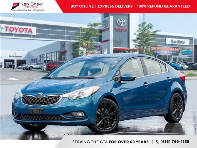 2015 Kia Forte 2.0L EX (Stk: 17376A) in Toronto - Image 1 of 19