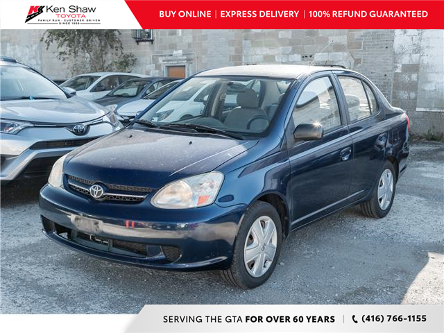 2005 Toyota Echo Base (Stk: 80234A) in Toronto - Image 1 of 2