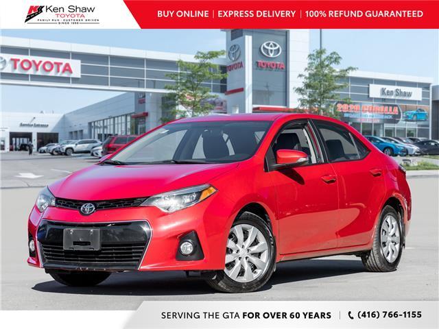 2015 Toyota Corolla S (Stk: 8331XA) in Toronto - Image 1 of 19