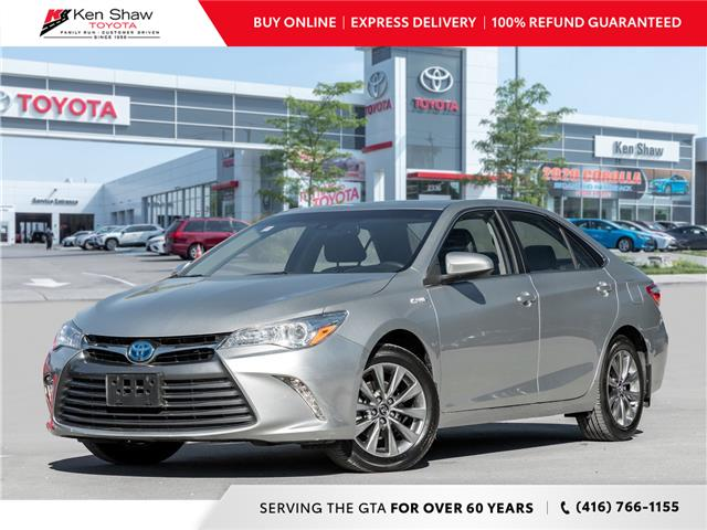 2017 Toyota Camry Hybrid XLE (Stk: 17396A) in Toronto - Image 1 of 21