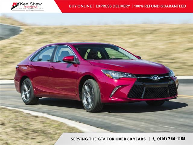 2016 Toyota Camry XSE (Stk: 17348A) in Toronto - Image 1 of 2