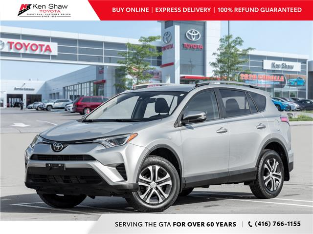 2017 Toyota RAV4 LE (Stk: 17412A) in Toronto - Image 1 of 19