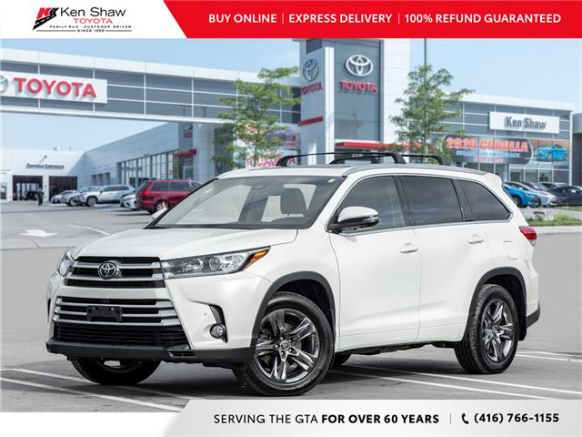 2017 Toyota Highlander Limited (Stk: 17415A) in Toronto - Image 1 of 25