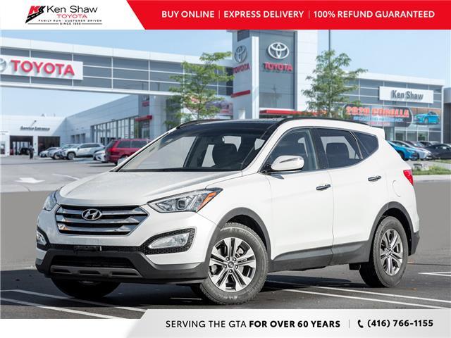 2016 Hyundai Santa Fe Sport 2.4 Luxury (Stk: 17306AB) in Toronto - Image 1 of 23