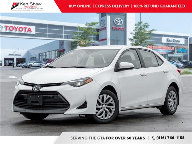 2018 Toyota Corolla LE (Stk: 17353A) in Toronto - Image 1 of 19