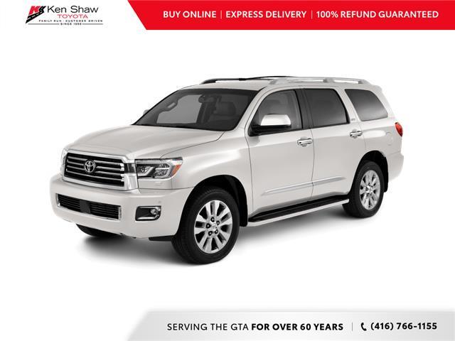 2021 Toyota Sequoia Platinum (Stk: 80330) in Toronto - Image 1 of 7