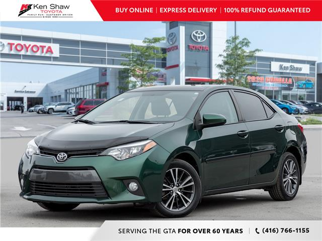2016 Toyota Corolla LE (Stk: 17414A) in Toronto - Image 1 of 20