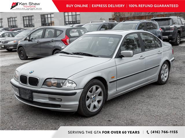 2001 BMW 325i  (Stk: 80323A) in Toronto - Image 1 of 2