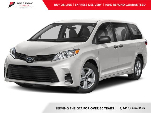 2020 Toyota Sienna LE 8-Passenger (Stk: 8344X) in Toronto - Image 1 of 9