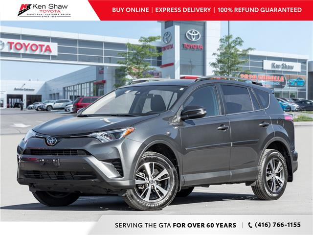 2018 Toyota RAV4 LE (Stk: 17470A) in Toronto - Image 1 of 19