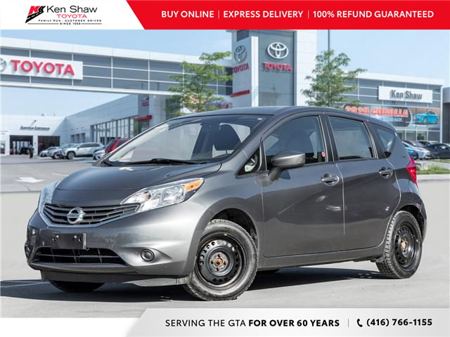 2016 Nissan Versa Note 1.6 SV (Stk: 80288A) in Toronto - Image 1 of 18