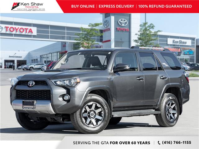 2018 Toyota 4Runner SR5 (Stk: 17467A) in Toronto - Image 1 of 21