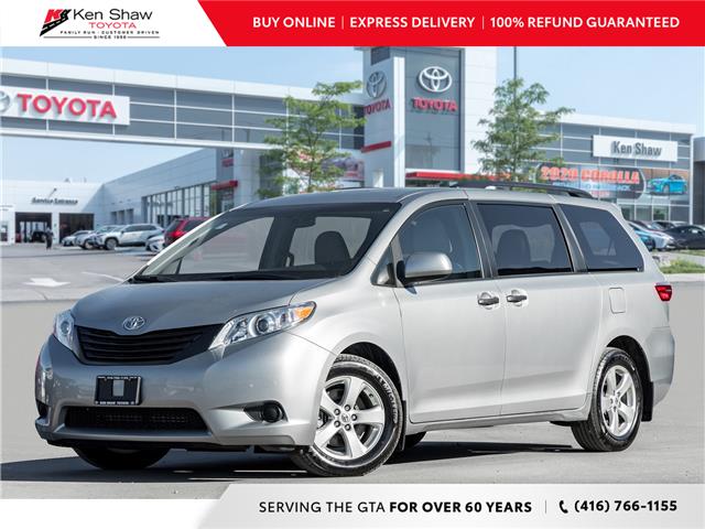 2017 Toyota Sienna 7 Passenger (Stk: 17468A) in Toronto - Image 1 of 19