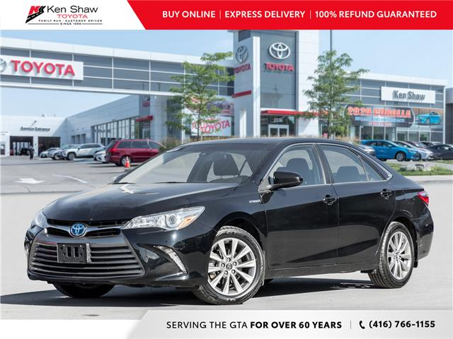 2017 Toyota Camry Hybrid XLE (Stk: 17471A) in Toronto - Image 1 of 20