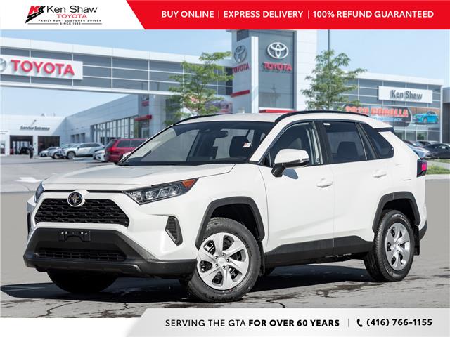 2021 Toyota RAV4 LE (Stk: 80257) in Toronto - Image 1 of 19