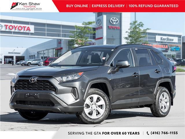 2021 Toyota RAV4 LE (Stk: 80242) in Toronto - Image 1 of 20