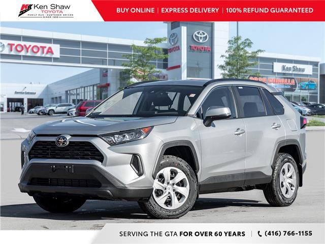 2021 Toyota RAV4 LE (Stk: 80337) in Toronto - Image 1 of 19