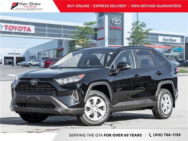 2021 Toyota RAV4 LE (Stk: 80251) in Toronto - Image 1 of 19