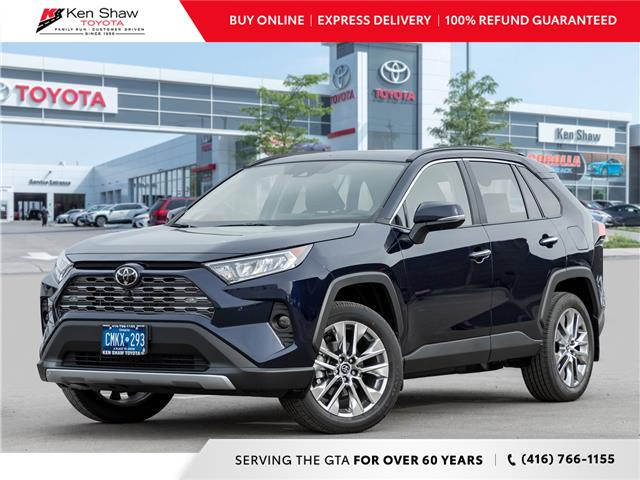 2021 Toyota RAV4 Limited (Stk: 80305) in Toronto - Image 1 of 24