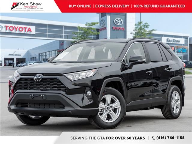 2021 Toyota RAV4 XLE (Stk: 80297) in Toronto - Image 1 of 22