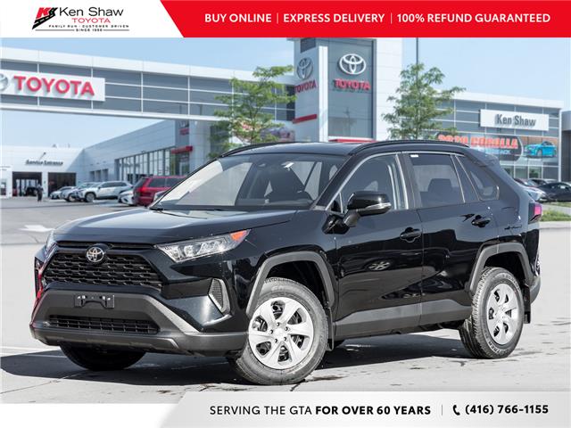 2021 Toyota RAV4 LE (Stk: 80252) in Toronto - Image 1 of 19