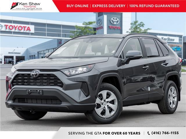 2021 Toyota RAV4 LE (Stk: 80248) in Toronto - Image 1 of 21