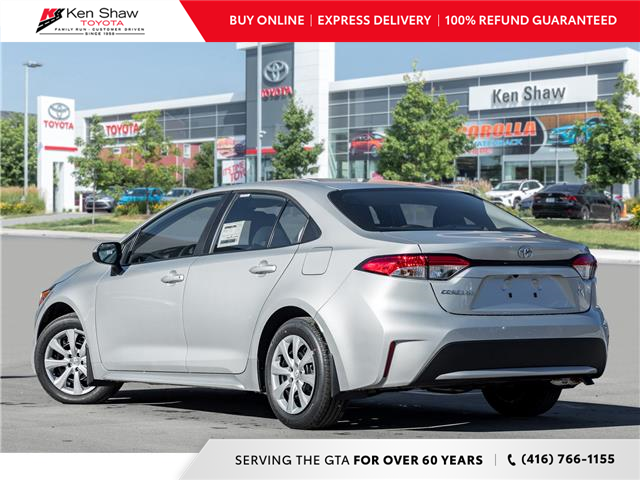 2021 Toyota Corolla LE (Stk: 80174) in Toronto - Image 1 of 19