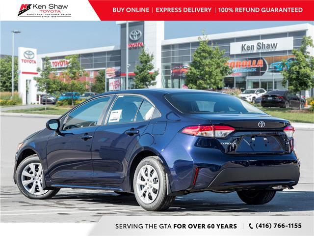 2021 Toyota Corolla LE (Stk: 80128) in Toronto - Image 1 of 19
