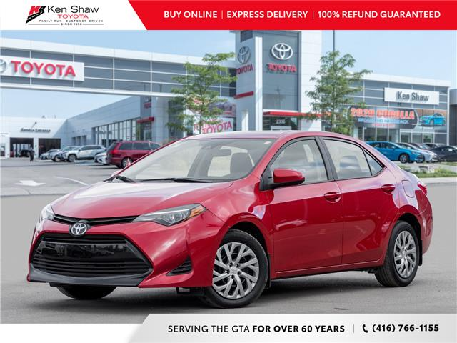 2019 Toyota Corolla LE (Stk: 17489A) in Toronto - Image 1 of 19