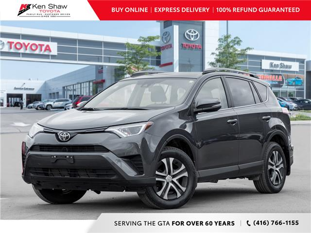 2017 Toyota RAV4 LE (Stk: 17459A) in Toronto - Image 1 of 19