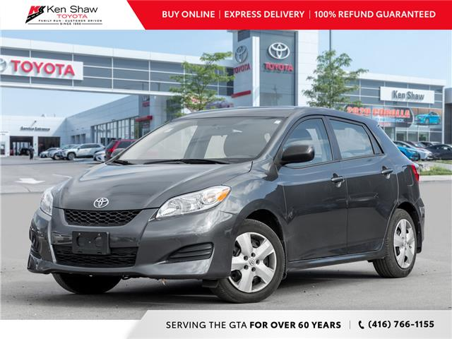 2012 Toyota Matrix Base (Stk: 17455A) in Toronto - Image 1 of 16