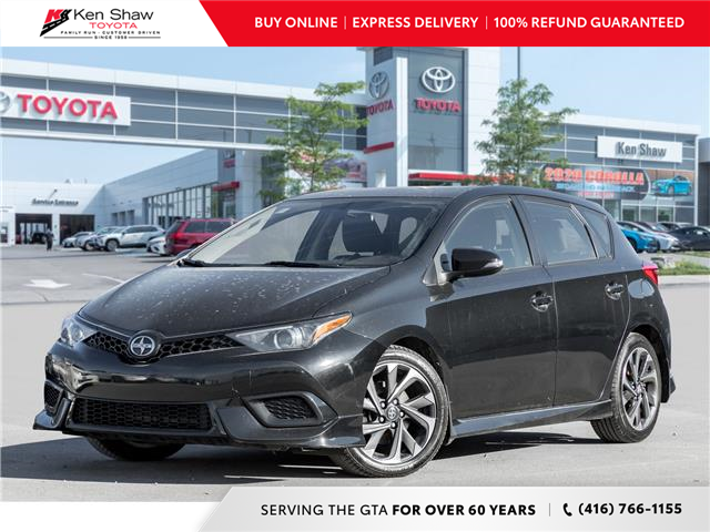 2016 Scion iM Base (Stk: 17437A) in Toronto - Image 1 of 18
