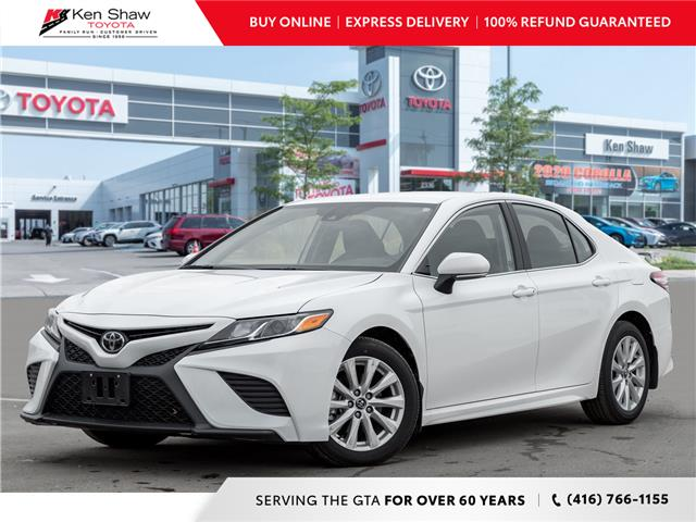 2020 Toyota Camry SE (Stk: 79855) in Toronto - Image 1 of 19