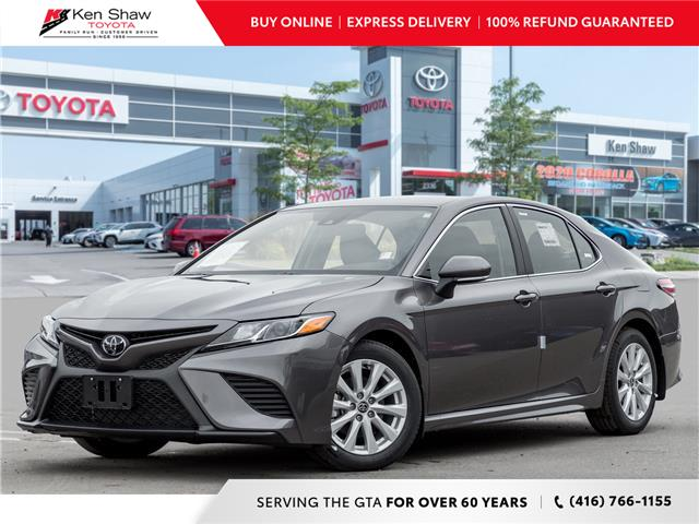 2020 Toyota Camry SE (Stk: 80081) in Toronto - Image 1 of 19