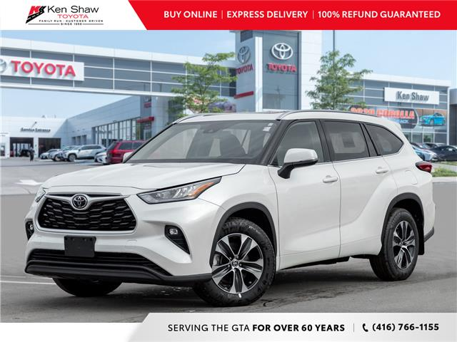 2020 Toyota Highlander XLE (Stk: 80175) in Toronto - Image 1 of 23