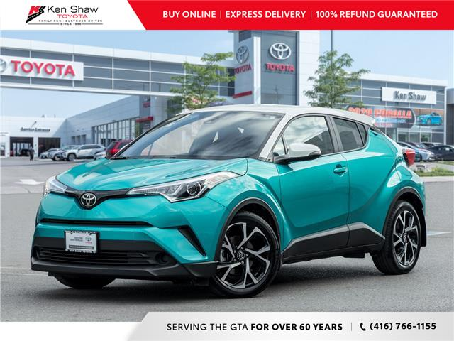2018 Toyota C-HR XLE (Stk: 17492A) in Toronto - Image 1 of 19