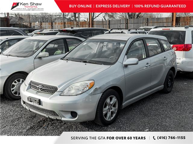 2007 Toyota Matrix Base (Stk: 17157AB) in Toronto - Image 1 of 2