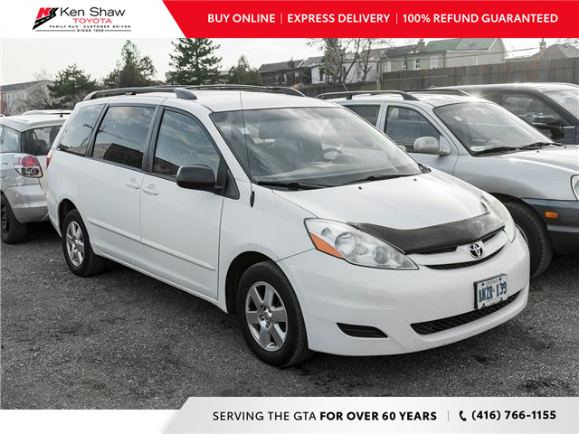 2007 Toyota Sienna LE 7 Passenger (Stk: 17293AB) in Toronto - Image 1 of 2