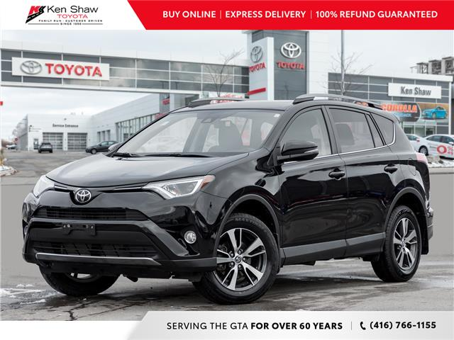 2017 Toyota RAV4 XLE (Stk: 17473A) in Toronto - Image 1 of 20