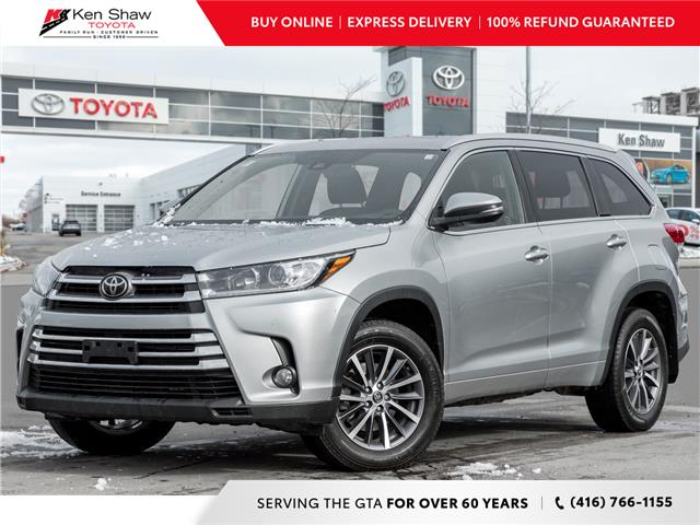 2018 Toyota Highlander XLE (Stk: 17490A) in Toronto - Image 1 of 21