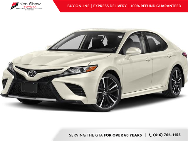 2020 Toyota Camry XSE (Stk: 80145) in Toronto - Image 1 of 7