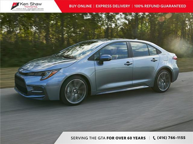 2021 Toyota Corolla LE (Stk: 80114) in Toronto - Image 1 of 22