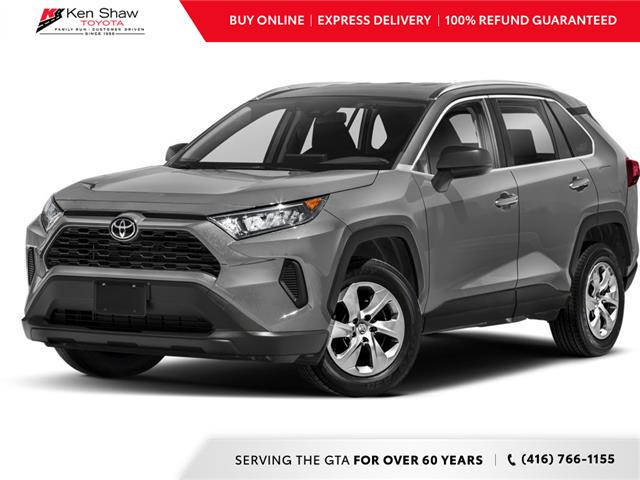 2021 Toyota RAV4 LE (Stk: 80242) in Toronto - Image 1 of 12
