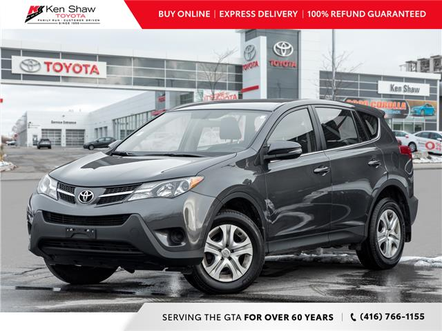 2015 Toyota RAV4 LE (Stk: 80354A) in Toronto - Image 1 of 17