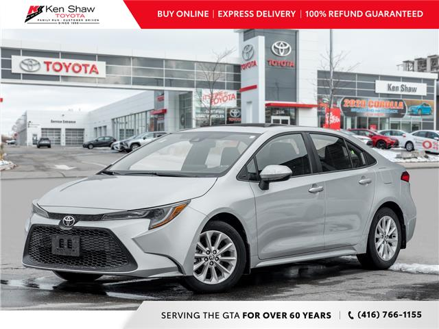 2020 Toyota Corolla LE (Stk: C17513A) in Toronto - Image 1 of 21