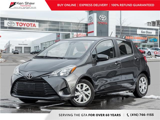 2019 Toyota Yaris LE (Stk: 17474A) in Toronto - Image 1 of 18